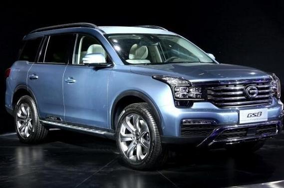 国产七座SUV领头羊,广汽传祺GS8,性价比能否叫板汉兰达