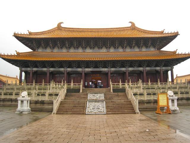 中国古代建筑屋顶样式