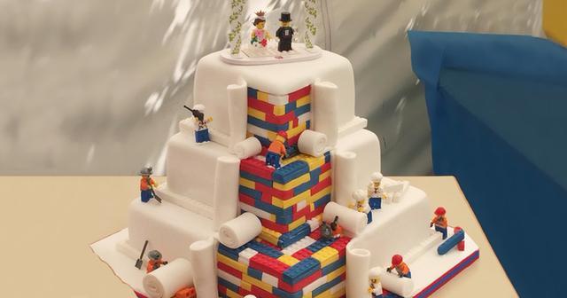 創意蛋糕!