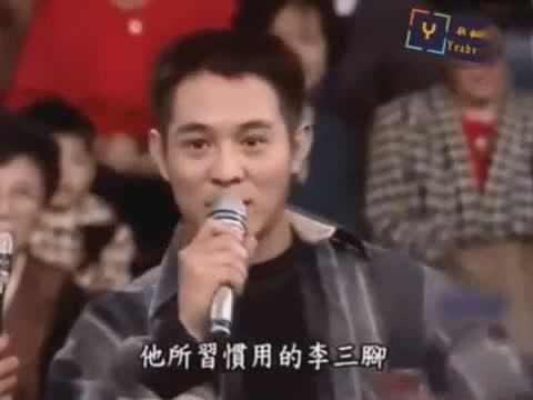 李连杰首次公开评价李小龙,这个评价也是很让人感慨