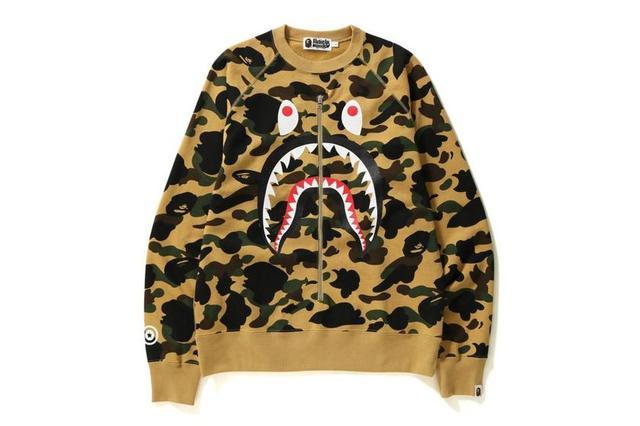 bape鲨鱼手机壁纸高清