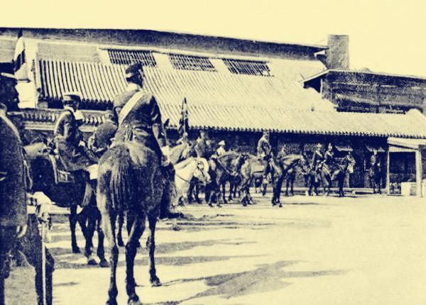 铭记这段令国人感到耻辱的经历,八国联军进入北京攻打紫禁城