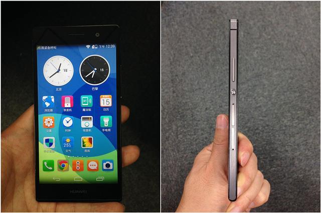 金属框 华为P7手机边框壳 P7金属边框外壳保护套... -马可波罗网