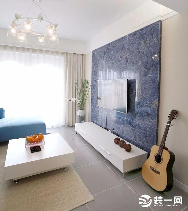 紧凑刚需房 80平现代小二房装修最新效果图