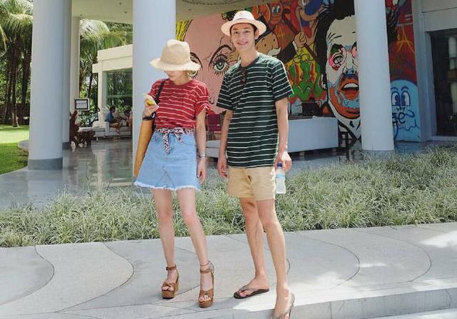 【情侣装】情侣装图片,情侣装夏装,情侣装短... _太平洋时尚网