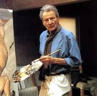 现代绘画里程碑--弗洛伊德,英国20世纪最伟大的画家_手机搜狐网