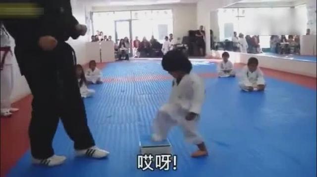 跆拳道初级考试