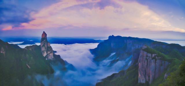 云端之上的仙居,原来藏着最撩人的台州后花园!