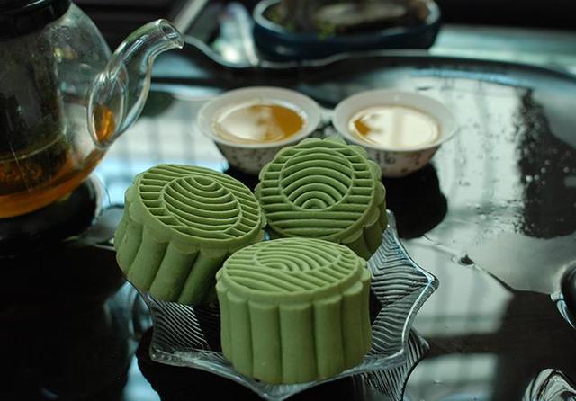 面点师分享月饼配方第三天之苏式月饼,还有你喜欢的月饼馅呦