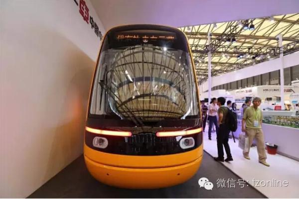 台州现代有轨电车T1段高精度实景现状