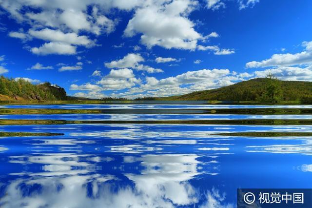 """盘点中国的""""天空之镜"""""""