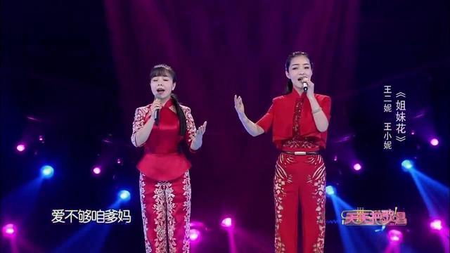 《姐妹花》演唱:王二妮、王小妮