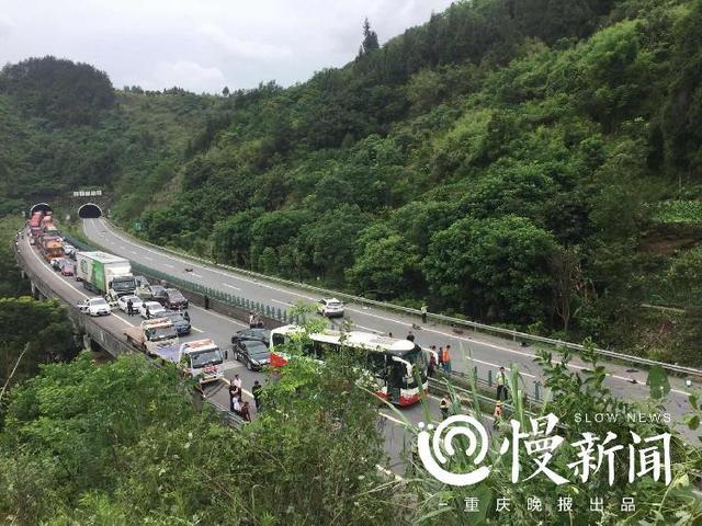 重庆高速路网图