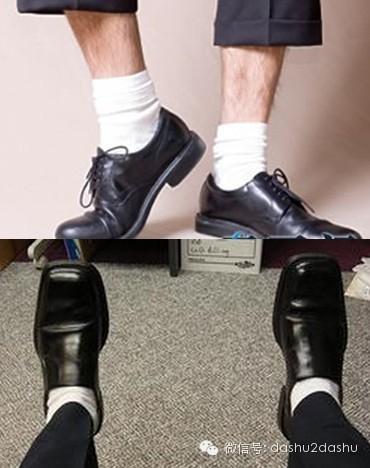 知乎-男人该怎样搭配袜子?