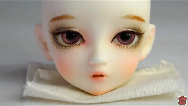 球形关节娃娃BJD,少女般的感觉好美哦!