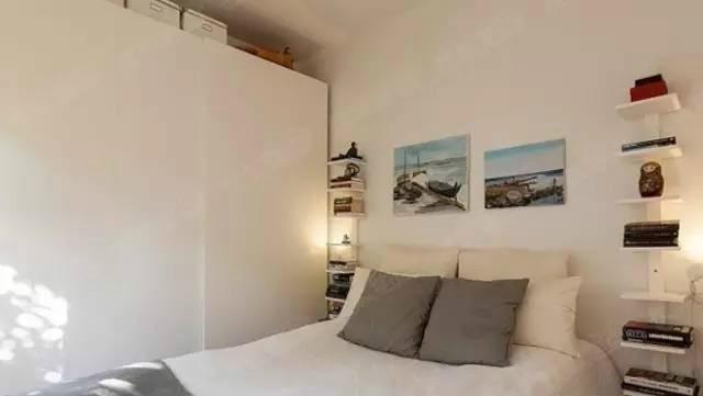 小户型卧室装修高低床