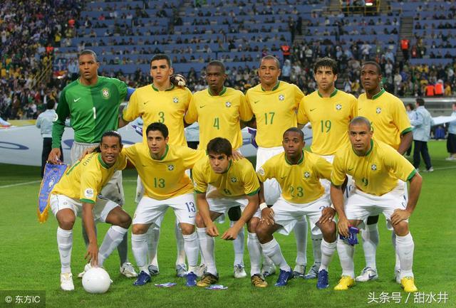 世界杯冠军队排名,8支球队中,5冠的巴西傲视群雄