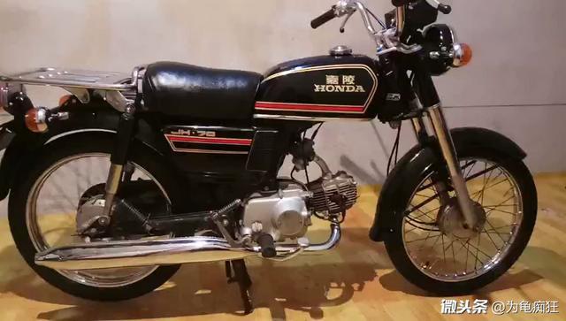 85年嘉陵本田视频