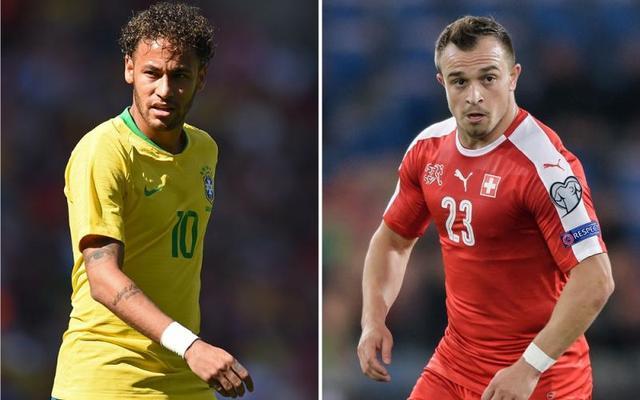巴西vs瑞士的最新消息