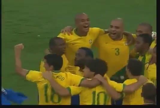 巴西绝杀阿根廷