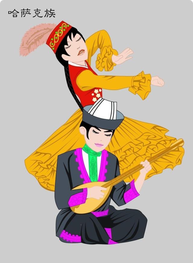 哈萨克民族与汉族有很长的渊源吗?乌孙与哈萨克到底什么关系?