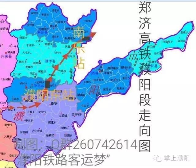 郑济高铁线路图片