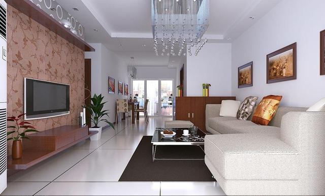 客厅电视背景墙装修效果图大全 12月客厅设计预告