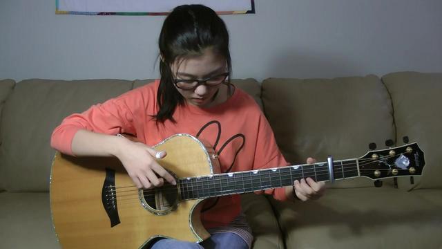 小星星吉他指彈入門譜