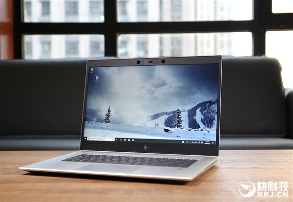 GTX1050+120Hz电竞屏 惠普EliteBook 1050 G1笔记本图赏