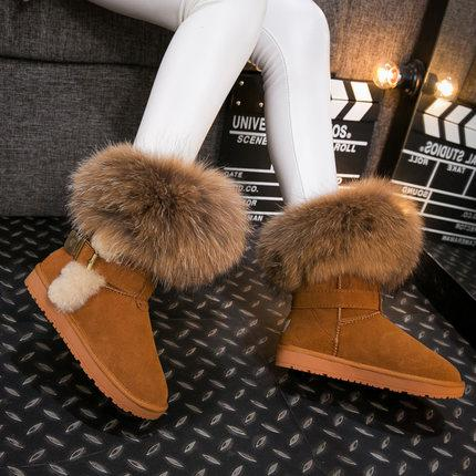 冬季新款雪地靴,这里有你想要的