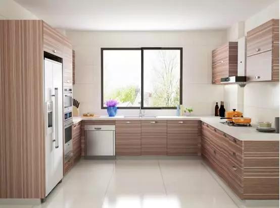 你想象不到,在厨房居然可以那么美而浪漫