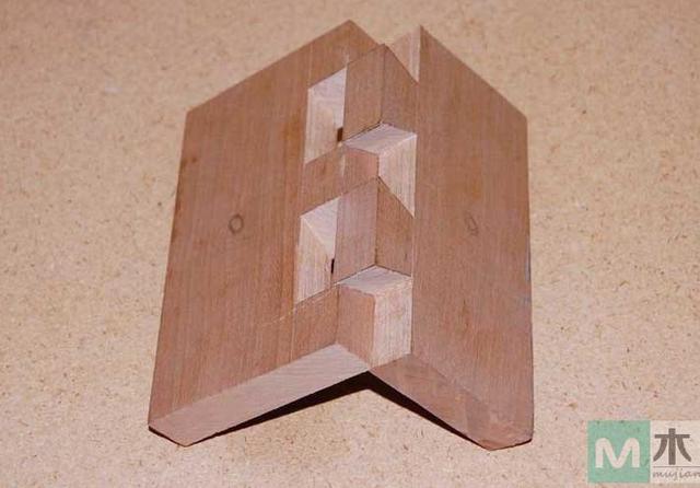 学木匠,怎样手工制作燕尾榫