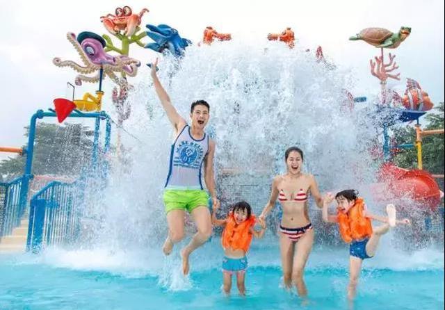 纳凉好去处!盘点陕西最好玩的水上乐园,炎热夏季快约起!
