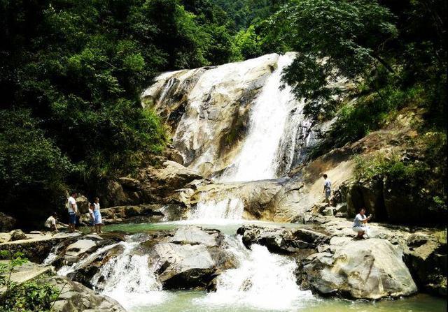 赣县区有哪些旅游景点