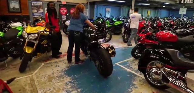 最快摩托车h2r