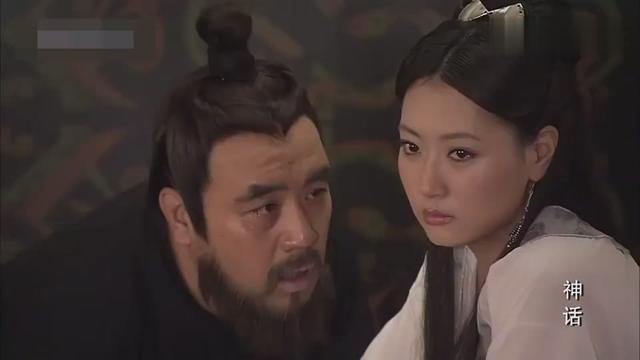 神话 秦始皇临死前问丽妃愿不愿意陪葬,丽妃的表情亮了