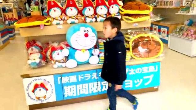 日本食玩玩具 动物印章玩具