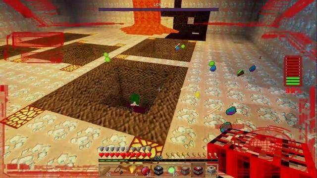 大海解说 我的世界钻石大陆Ep54 超级英雄tnt爆炸生存