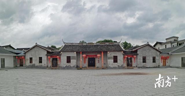 广东省梅州市十大祠堂_博雅旅游网