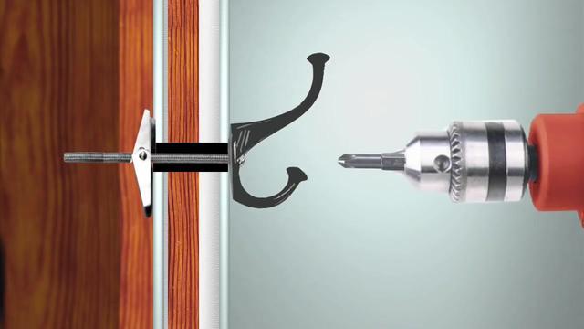 膨胀螺丝安装全过程,真的是太实用了,赶紧收藏起来!_网易视频