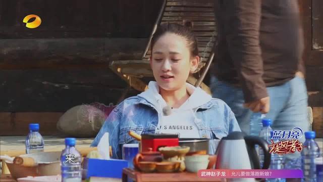 黄晓明包贝尔撮合杜淳陈乔恩,这一段有点甜!