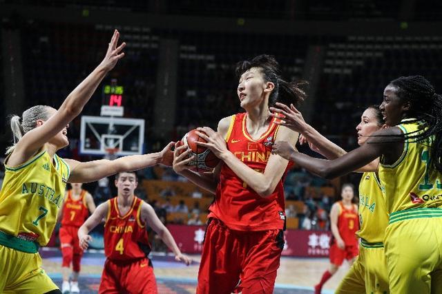 2019年中国女篮全场录像回放