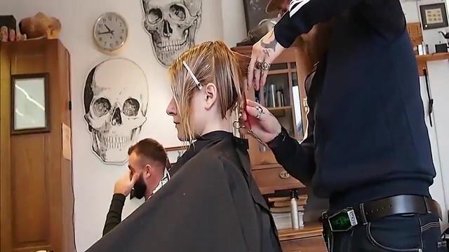 有没有妹子剃了后脑勺头发,有图片吗,想参考一下。 -... - 豆瓣