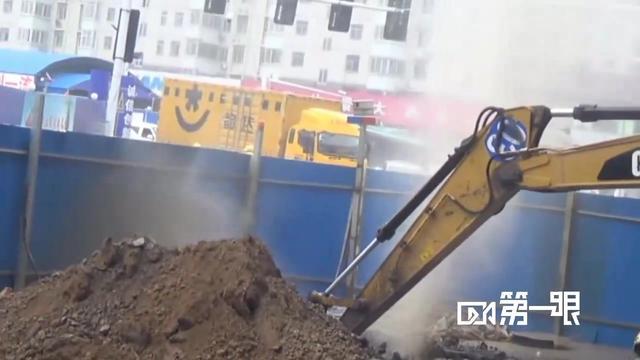 天然气管道带压施工