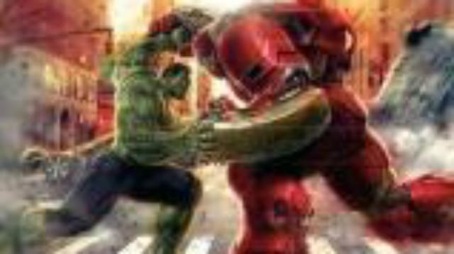 反浩克装甲vs绿巨人是什么电影 - 爱秀美