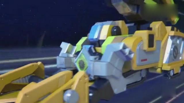 【小天制作】巨神战击队 合体机器人系列 02 海鲨士