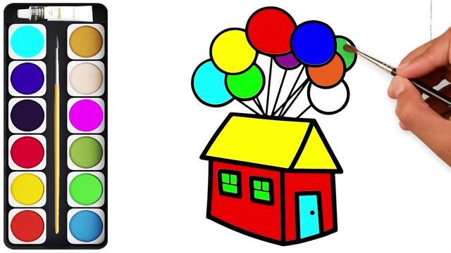 氣球彩色泥