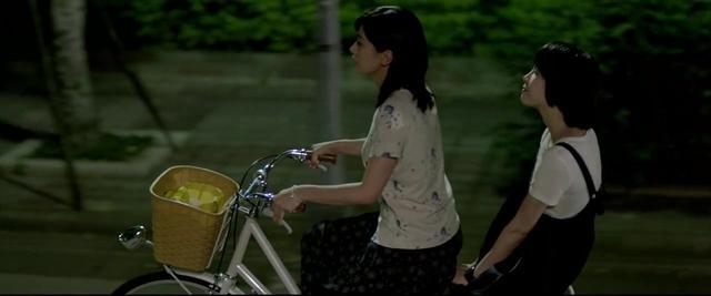 一辆自行车,一罐咸菜,一盏油灯,伴我三年苦读,乐在其中