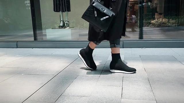 女鞋内增高休闲鞋