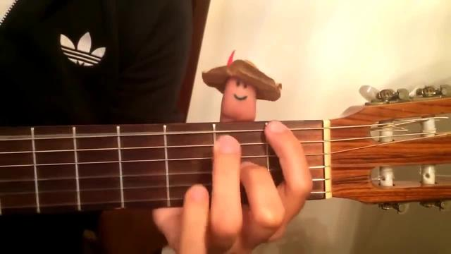 初学吉他零基础在家学吉他:手把手教你弹第一首独奏曲